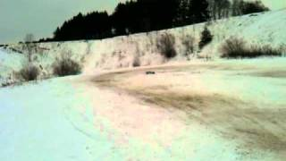 Donnerkuppel 05.12.2010 FG Baja Snowracing and Jumping Part 1