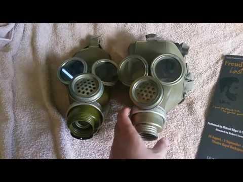 Gas Mask Guys: Australian Vietnam war gear M17 and T56 helmet from YouTube · Duration:  2 minutes 43 seconds