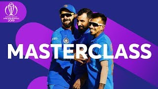 India Masterclass! | Why Are India So Good? | ICC Cricket World Cup 2019