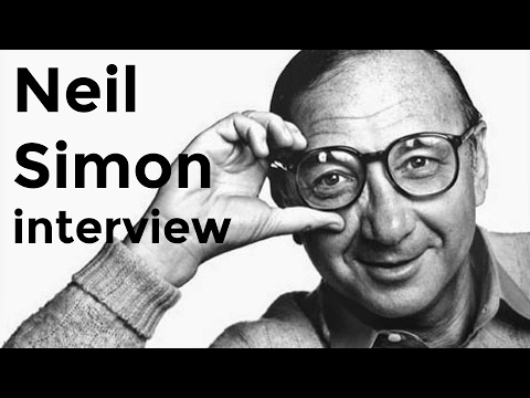 "Neil Simon interview on ""Rewrites"" (1996)"
