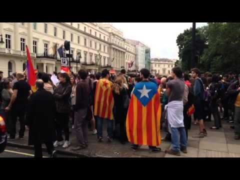 Spanish Republican Protest