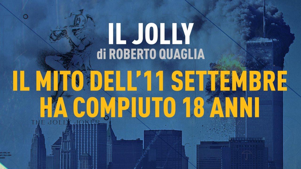 il Jolly: Il mito dell'11 settembre ha compiuto 18 anni