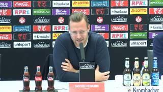 Livestream: Pressekonferenz zur Vorstellung des neuen Cheftrainers