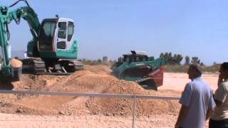 earth moving machines