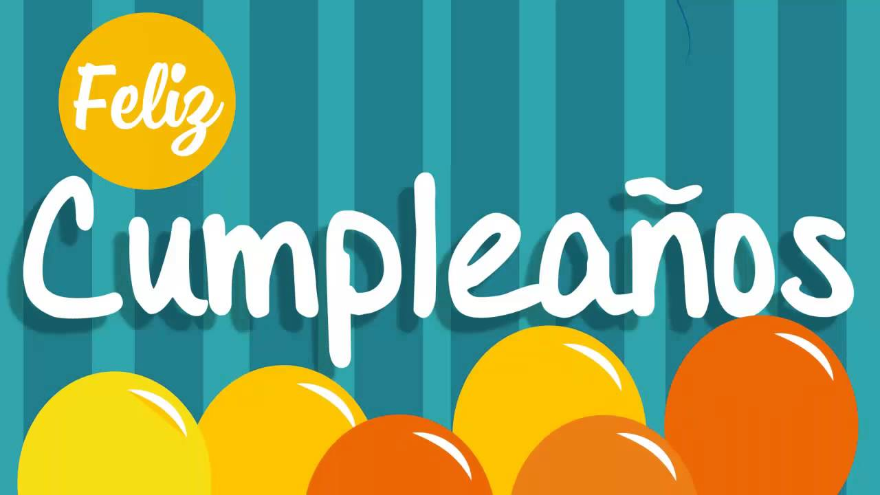 Tarjeta de cumpleaños MOTION GRAPHIC YouTube