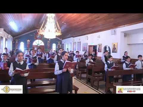 Holy Saviour School Paraklesis Presentation