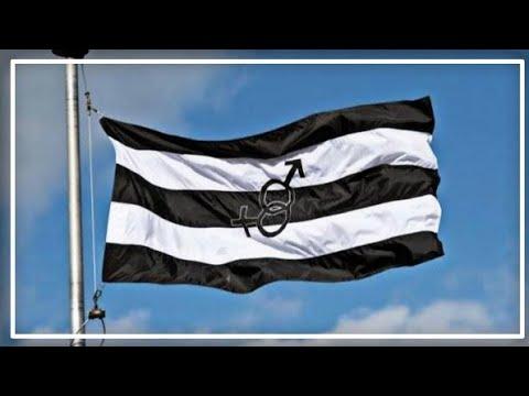 Bandera heterosexual significado