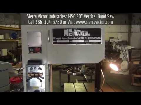 Sierra Victor Industries: MSC 20