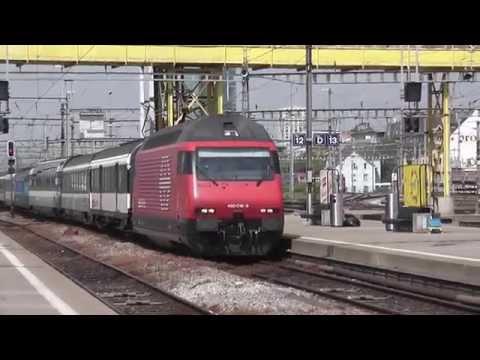 Swiss Federal Railways SBB   - Zurich HB / Zürich Hauptbahnhof April 2011