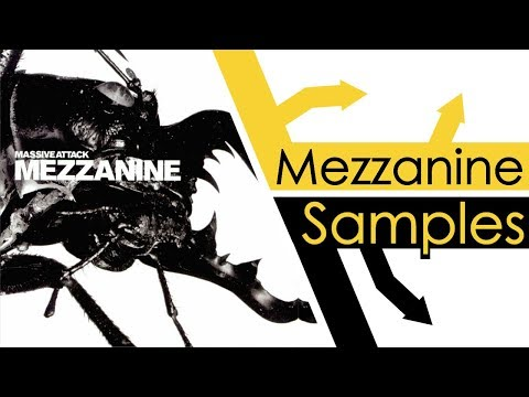 Every Sample From Massive Attack's Mezzanine