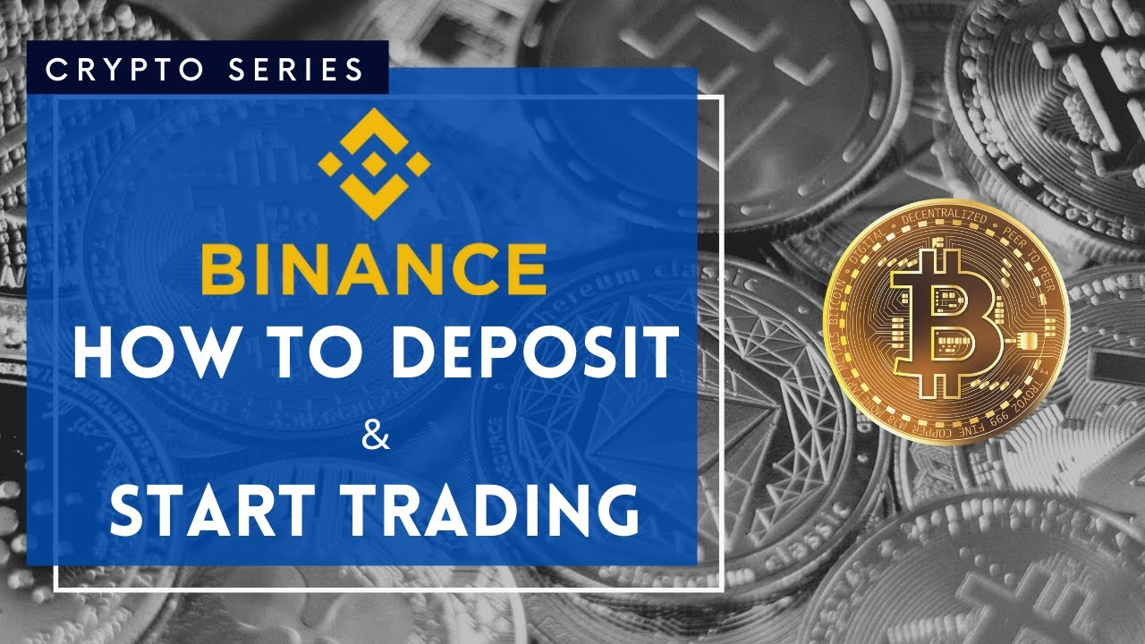 how to trade cryptocurrency using binance
