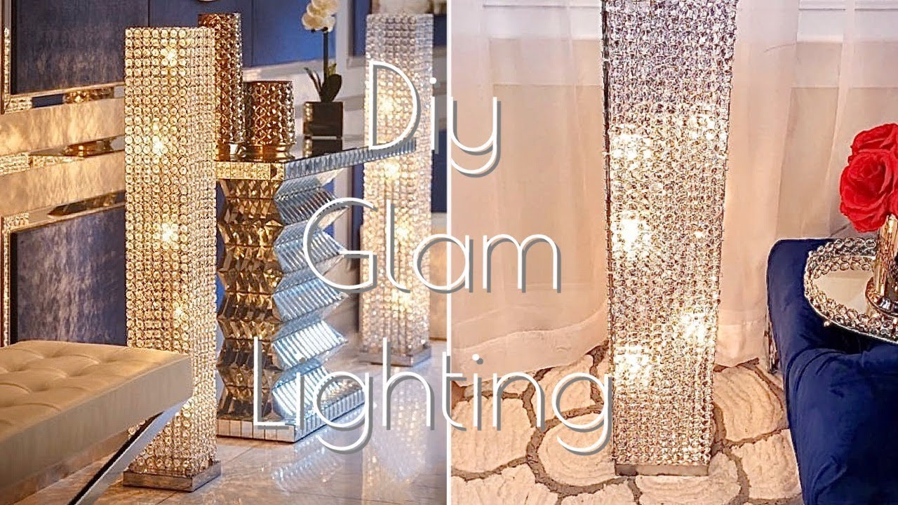 HOW TO USE DOLLAR TREE ITEMS TO TRANSFORM YOUR SPACE! DIY LIGHTING!