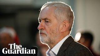 Jeremy Corbyn delivers Brexit speech – watch live thumbnail