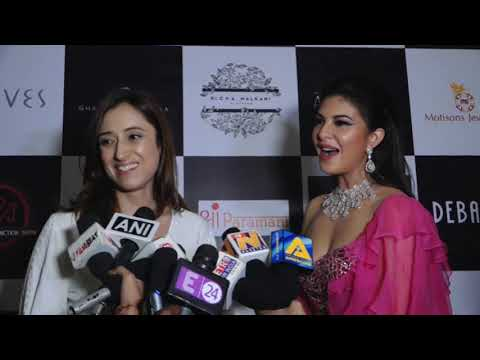 Indian Fashion Designers Present Wedding Season Collection In Mumbai Youtube