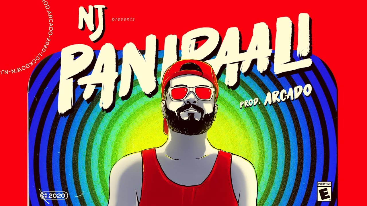 Download NJ - 'PANIPAALI' (Prod. by Arcado) | Official Music Video | Spacemarley
