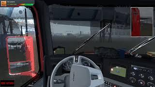 70 toneladas + Largo Extremo - Cargas largas!  - Euro Truck Simulator 2 - Se podrá ?