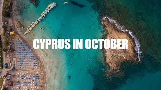 Cyprus in October Кипр в Октябре