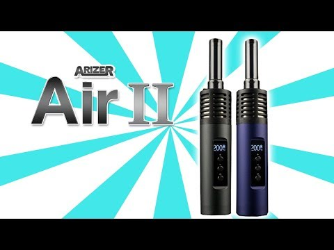 """Arizer Air 2"" – (Product Review)"