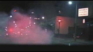 The Driver (1978) Police Chase Scene - High Quality