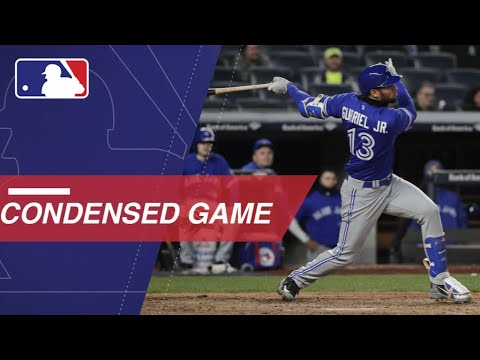 Condensed Game: TOR@NYY - 4/20/18