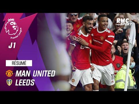 Résumé : Man United 5-1 Leeds - Premier League (J1)