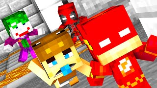 minecraft who s your daddy baby kills the flash