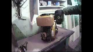ремонт двигателя мотоблока