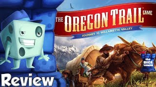 The Oregon Trail Game: Journey to Willamette Valley Review - with Tom Vasel
