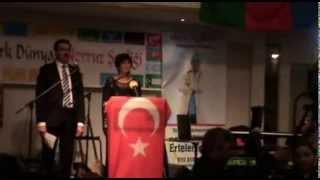 Hollanda Azerbaycan Turk kultur dernegi Novruz 2013 party 1
