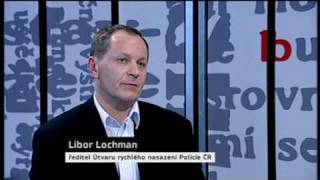 Interview Z1, host: Libor Lochman (14. 1. 2010)