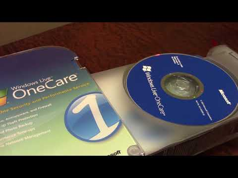 An Attempted Look At Windows Live OneCare