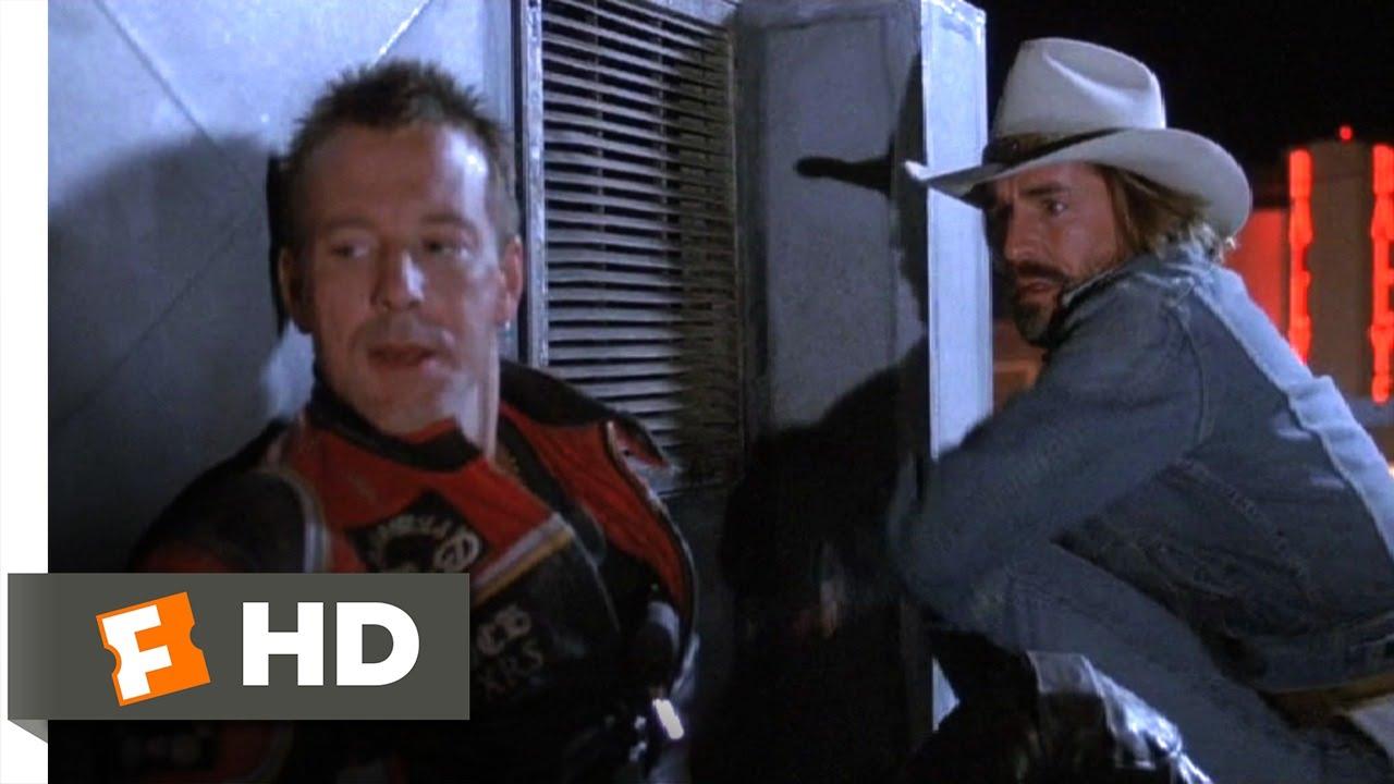 Harley Davidson and the Marlboro Man (9/12) Movie CLIP - The Devil's