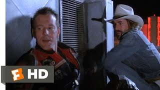 Harley Davidson and the Marlboro Man (9/12) Movie CLIP - The Devil