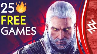 Finally! Top 25 FŔEE Mobile Games [2020] | Android & iOS