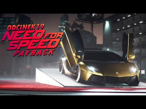 Need for Speed Payback PL (DUBBING) #19 - ZŁOTY AVENTADOR! - PC