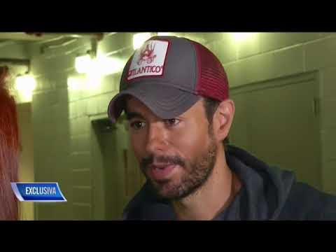 Enrique Iglesias - Interview | Acceso Total