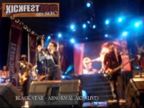 Black Star - Abnormal Aku (Live at KickFest 2010)
