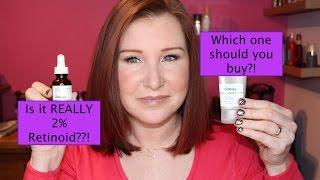 The Ordinary Skincare Retinoid 2% VS Retinol 1% - What isn't being said!
