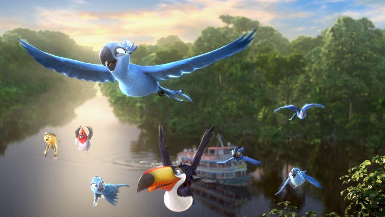 Rio 2 Movie Wallpaper RIO 2 Bande Annonce VF...