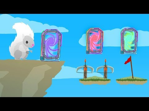 WHICH TELEPORT = WIN? (Ultimate Chicken Horse)