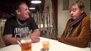 ChlastuNight Show - host Pavel Bady Zbořil