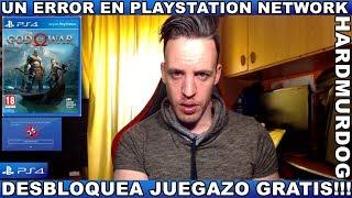 ¡¡¡JUEGAZO GRATIS POR ERROR!!! - Hardmurdog - Noticias - Ps4 - Ps Store - 2019 - Español