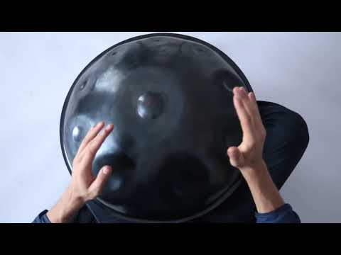 How to play handpan, Online lesson by Pasha Aeon