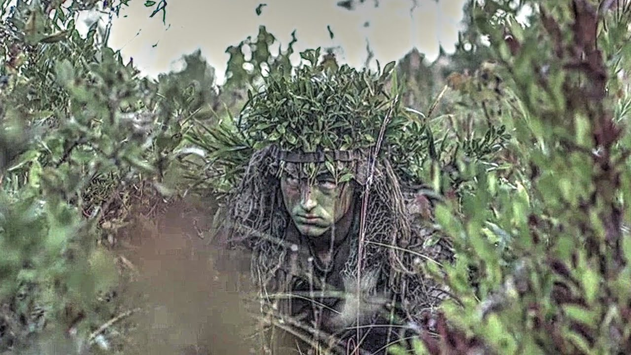 Marine Corps Scout Sniper Course: Cover and Concealment