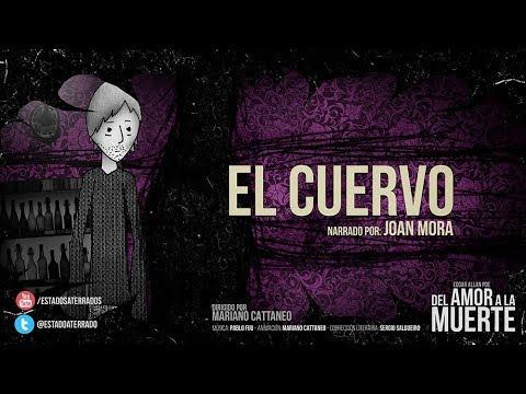 Edgar Allan Poe - El Cuervo █ Del Amor a la Muerte - SerieWeb TERROR █ Cap 1