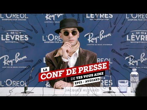 La conf de presse - EP03 - Audiard