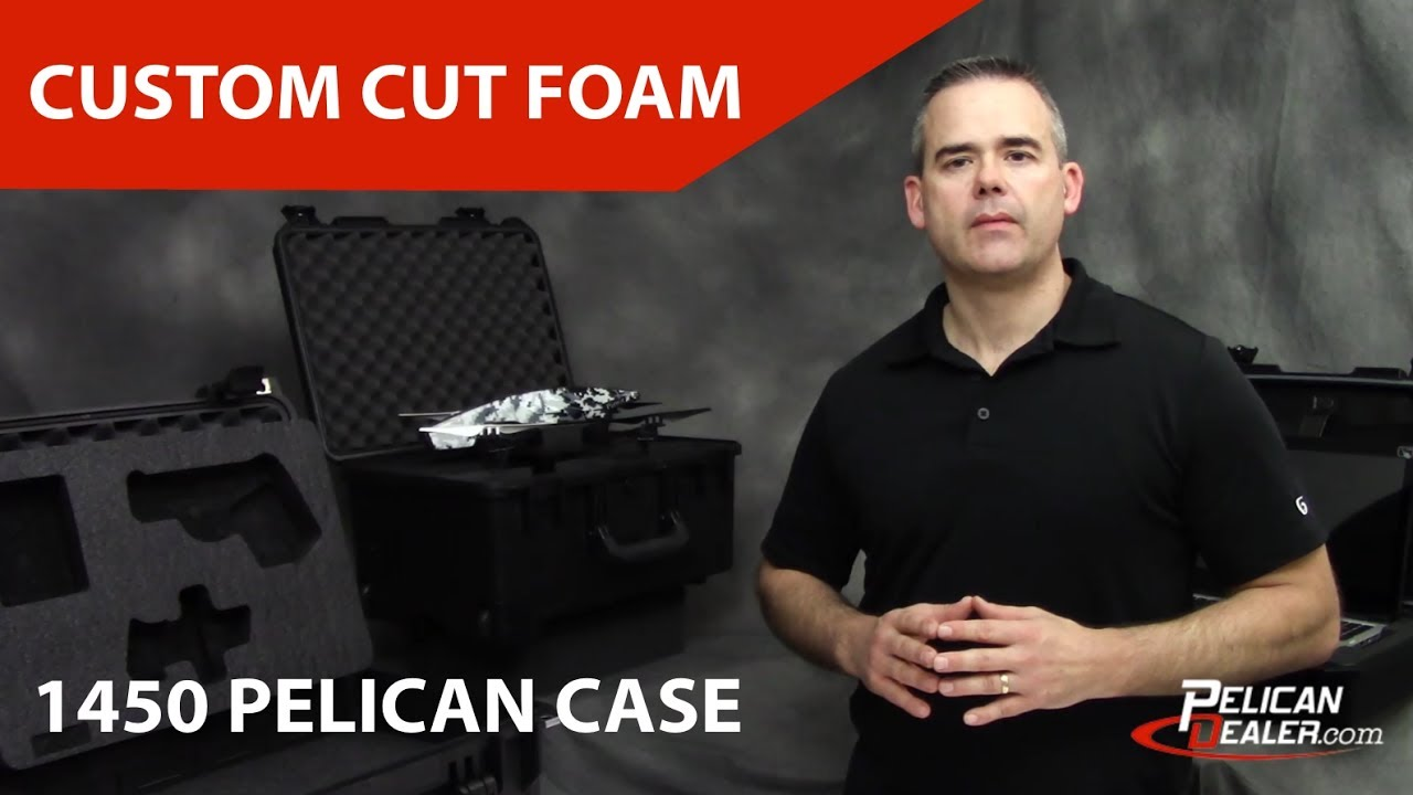 how to cut custom foam inserts try pelicandealer com custom