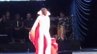 André De Shields sings So You Wanted to Meet the Wizard #summerstage30