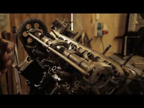 Mercedes OM616 Zusammenbau / Assembly