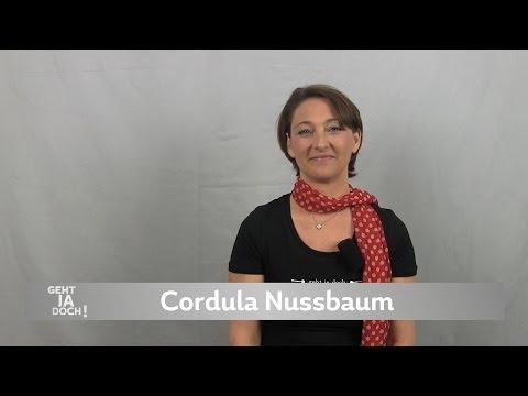 Geht ja doch!: Wie Sie mit 5 Fragen Ihr Leben verändern YouTube Hörbuch Trailer auf Deutsch